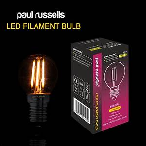Filament Led E14 : led filament g45 light golf ball bulbs b22 bc es e27 ses e14 lamps ebay ~ Markanthonyermac.com Haus und Dekorationen