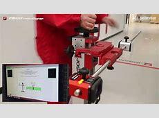 JOSAM cam aligner wheel alignment ACC calibration YouTube