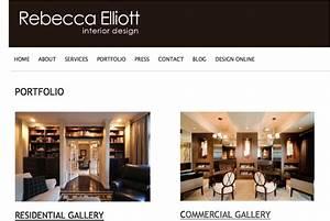 professional interior design portfolio examples make your With interior design styles website