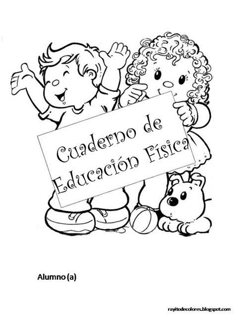 Dibujos para portadas de cuadernos escolares Imagui