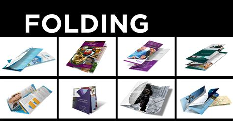3 Fold Phlet Template by 8 Different Brochure Folding Styles 100 Images 8 5 X
