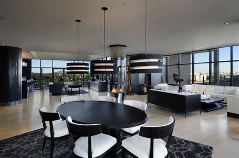 Luxury Penthouse Apartment With 360-degree Views Over