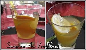 Recette Tripes Au Vin Blanc : recette de sangria au vin blanc par chilubru ~ Melissatoandfro.com Idées de Décoration