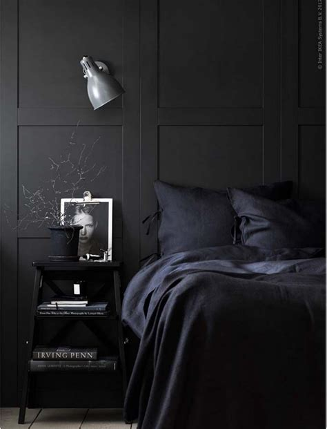 All Black Bedroom by Best 25 Black Bedrooms Ideas On Black Bedroom