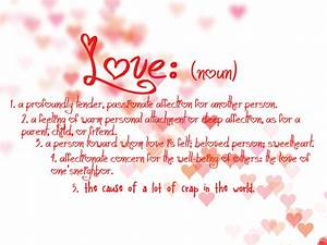 Love Definition With Images