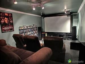 Projecteur Cinema Maison : maison vendu st basile le grand immobilier qu bec duproprio 148557 ~ Melissatoandfro.com Idées de Décoration