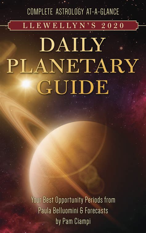llewellyns daily planetary guide