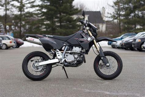 street legal motocross bikes real rides chris dr z400sm rideapart