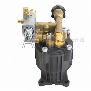 520002 Oem Pump 3100 Max Psi 3  4 Shaft