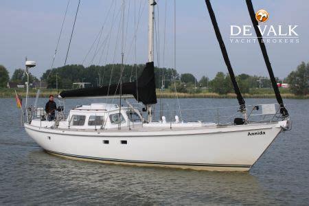 Polka Zeiljacht by Van De Stadt 41 Norman Zeilboot Te Koop Jachtmakelaar De