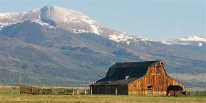 Westcliffe Colorado - Old Barn Photograph by Aaron Spong