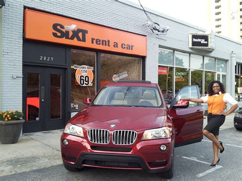 Sixt Car Rental Blog