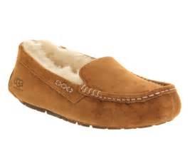ugg house slippers sale ugg australia ansley slipper chestnut suede slippers