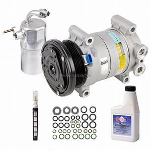 2000 Chevrolet Silverado A  C Compressor From Car Parts