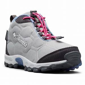 Columbia Firecamp Mid 2 Youth Grey Buy And Offers On Kidinn