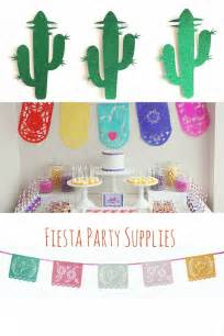 Mexican Fiesta Party Supplies