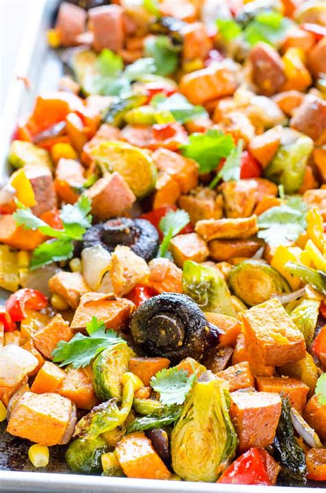 one pan chicken and veggies ifoodreal healthy family recipes
