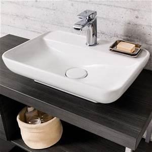 Aufsatzwaschbecken 60 Cm : ber ideen zu aufsatzwaschbecken auf pinterest waschschale aufsatzwaschtisch und ~ Indierocktalk.com Haus und Dekorationen