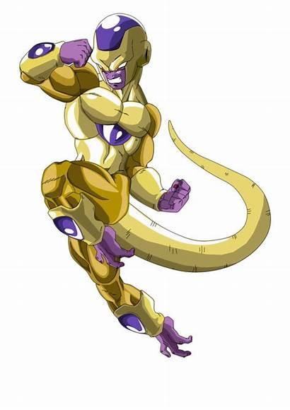 Frieza Golden Clipart Svg Banner Dragon Ball