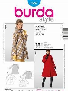 Burda Schnittmuster Download Anleitung : schnittmuster swinger mantel a linie raglan rmel ~ Lizthompson.info Haus und Dekorationen