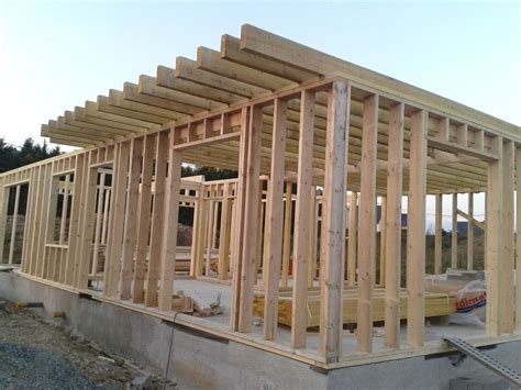 autoconstruction maison en bois cordes empoutrellement jeudi 21 f 233 vrier 2013 autoconstruction d une maison ossature bois