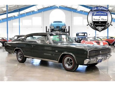 1967 To 1969 Dodge Charger For Sale On Classiccars.com