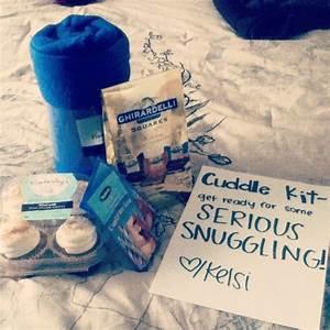 1000 Ideas About Surprise Boyfriend Gifts On Pinterest