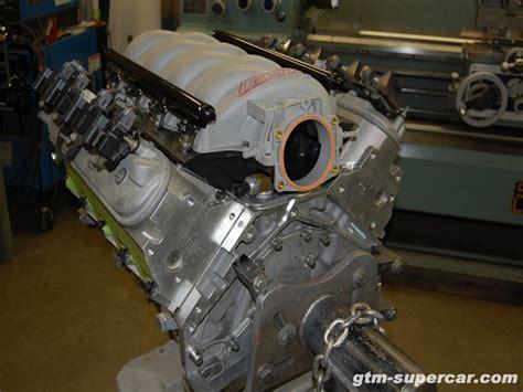 the gtm supercar build log 187 engine