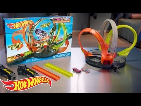 wheels looping bahn uk wheels fdf26 mega looping crashbahn rotierendes trackset roto revolution
