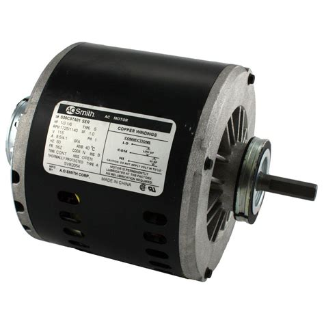 Century Electric Motor by 2 Speed 1 2 Hp Evaporative Cooler Motor 2204 The Home Depot