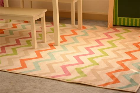 A New Playroom Rug-mohawk Rug Review And Giveaway
