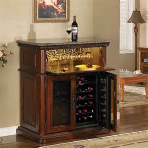 Wayfair Wooden Floor Lamps by Rutherford 36 Bottle Wine Cabinet Modern Wine And Bar