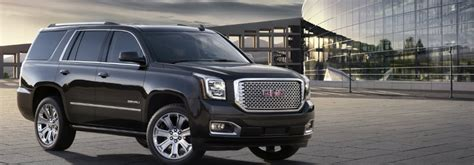 Best Large Suv by 2016 Gmc Yukon Named Best Large Suv For Families
