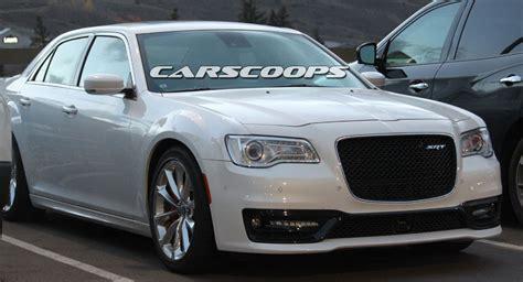 Chrysler 300 Srt 10 by Chrysler 300 Srt Spotted Stateside Raises Questions Eyebrows