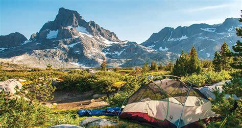 thousand lake island california loop sierra islands backpacking hikes hiking