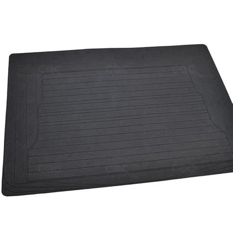 rear floor mats 5pc complete interior floor mats set front rear black