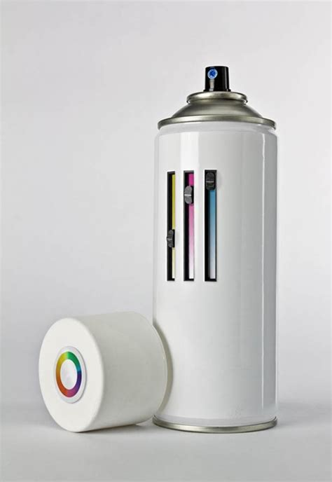 All In One Spray Paint Can  Senses Lost