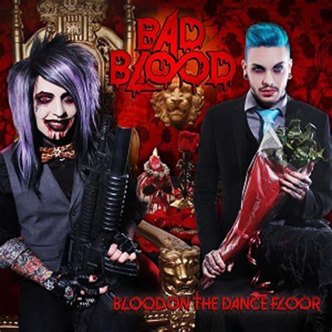 bad blood blood on the dance floor album wikipedia
