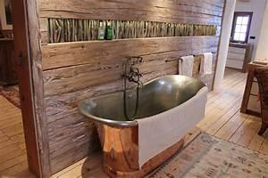Freistehende Badewanne Holz : landgut alv kintscher ~ Yasmunasinghe.com Haus und Dekorationen