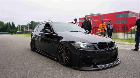 Bmw 335i by This 900hp Bmw 335i Is The Grocery Getter Nightmares Are
