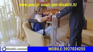 Sollevatore Elettrico Per Anziani E Disabili Easygo Per