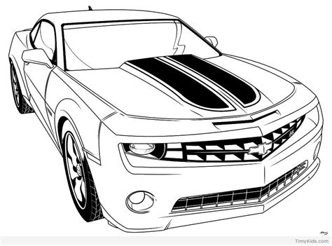 30+ Car Coloring Pages