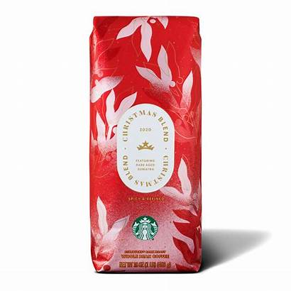 Blend Christmas Starbucks Story Coffees Behind Notes