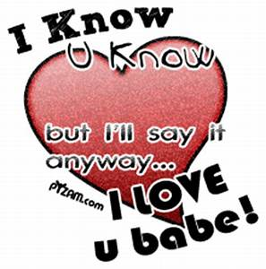 I Love You Babe Quotes. QuotesGram