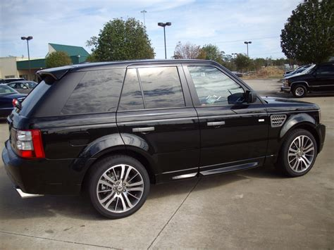 Land Rover Range Rover Sport Modification by Aj Texas 2009 Land Rover Range Rover Sport Specs Photos