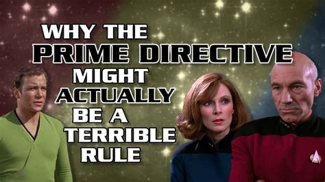 Why the Prime Directive Might Actually Be a Terrible Rule ...