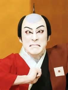 市川海老蔵:歌舞伎の「見得を切る」ポーズ ...