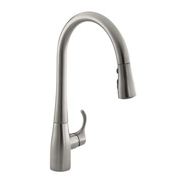 Faucet Depot Promo Code Kohler by Kohler K 596 Vs Simplice Single Pulldown Kitchen