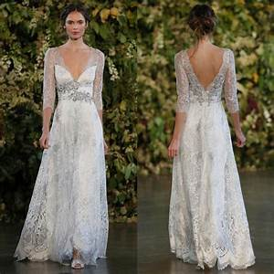 Online buy wholesale silver lace wedding dress from china for Silver lace wedding dress