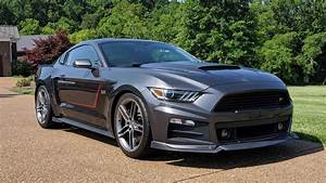 2016 Ford Mustang Roush Stage 3 Is A Wild Pony